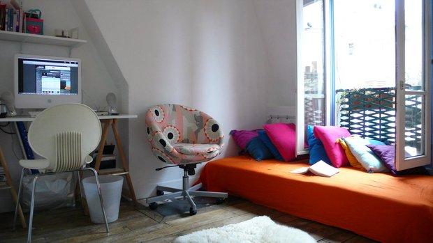 Фотография: Спальня в стиле Лофт, Современный, Советы – фото на INMYROOM