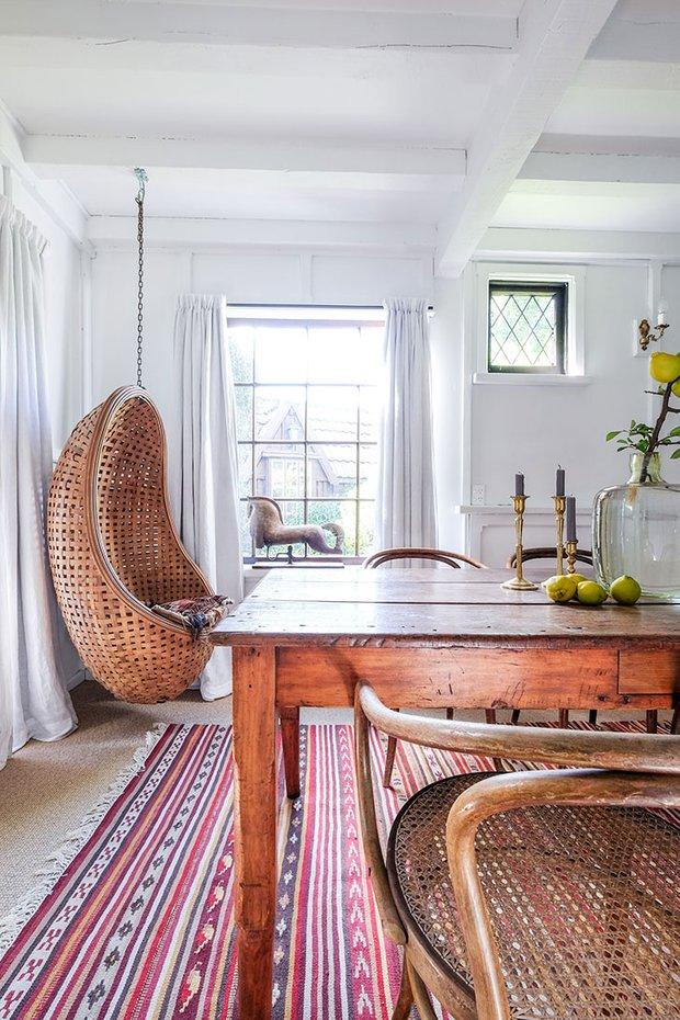 Фотография: Гостиная в стиле Скандинавский, Декор интерьера, Дом, Дача, Дом и дача – фото на INMYROOM
