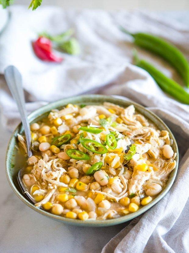Фотография:  в стиле , Основное блюдо, Кулинарные рецепты, Варить, 30 минут, Мексиканская кухня, Просто, Фасоль, Куриная грудка – фото на INMYROOM