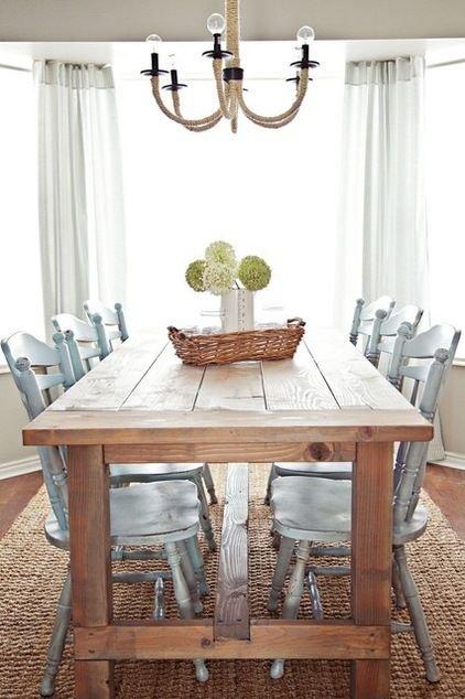 Фотография: Кухня и столовая в стиле Прованс и Кантри, Классический, Декор интерьера, DIY, Мебель и свет, Советы, Люстра – фото на INMYROOM