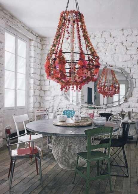 Фотография: Кухня и столовая в стиле , Лофт, Эклектика, Декор интерьера, Швеция, Декор дома, Советы, Шебби-шик – фото на INMYROOM