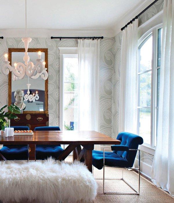 Фотография: Кухня и столовая в стиле Современный, Эклектика, Декор интерьера, Декор дома, Ковер – фото на INMYROOM