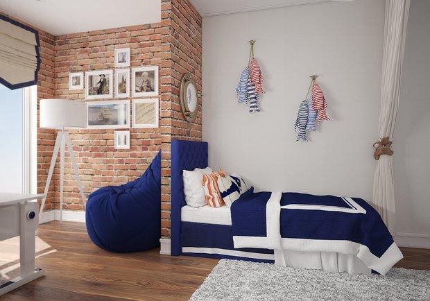 Фотография: Детская в стиле Прованс и Кантри, Гид, напольное покрытие, ламинат – фото на INMYROOM