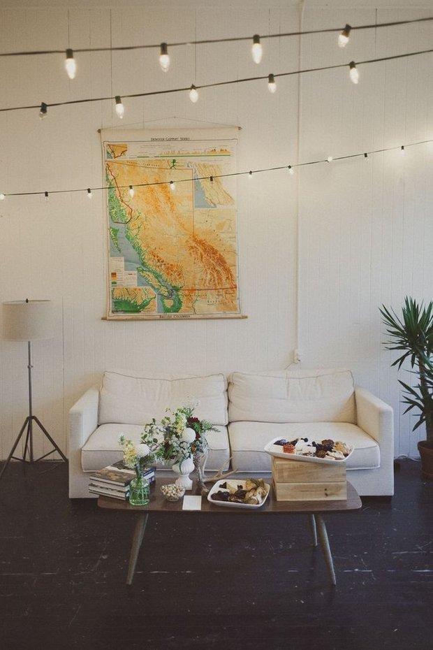 Фотография: Гостиная в стиле Скандинавский, Декор интерьера, Советы, идеи для гостиной, Инна Усубян, Hoff, HOFF, как обновить гостиную за выходные, простые способы обновить интерьер гостиной, как освежить интерьер – фото на INMYROOM