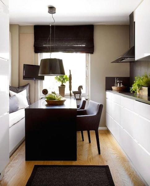 Фотография: Кухня и столовая в стиле Современный, Хай-тек, Декор интерьера, Декор дома, Кухонный остров – фото на INMYROOM