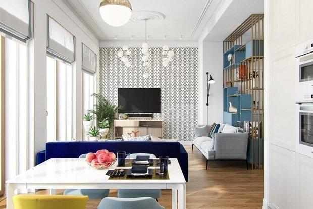 Фотография: Гостиная в стиле Эклектика, Советы, Legrand – фото на INMYROOM