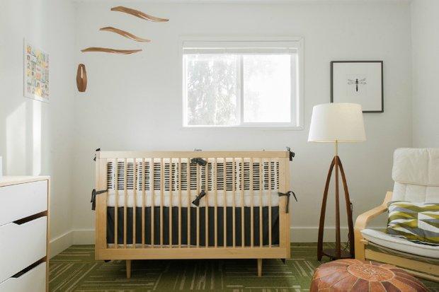 Фотография: Детская в стиле Современный, Восточный, Интерьер комнат – фото на INMYROOM