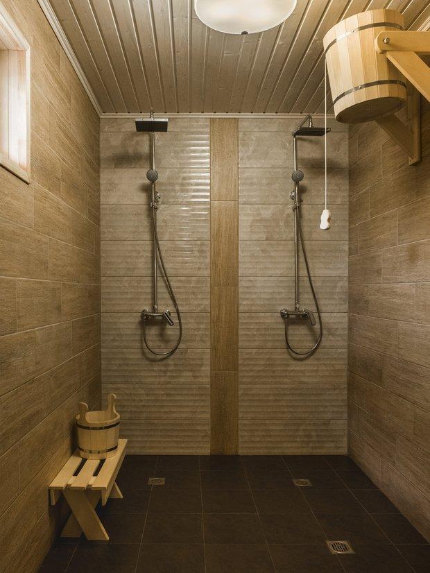 Фотография: Ванная в стиле Эко, Советы, Ремонт на практике, Дом и дача, Анна Рагулина, строительство бани – фото на INMYROOM