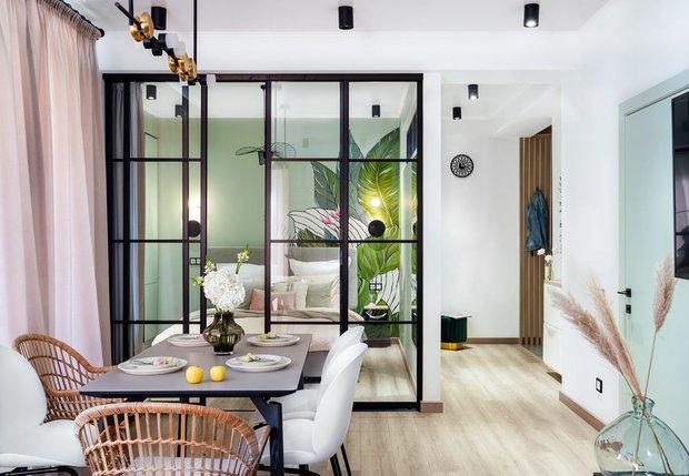 Фотография: Кухня и столовая в стиле Современный, Квартира, Гид – фото на INMYROOM