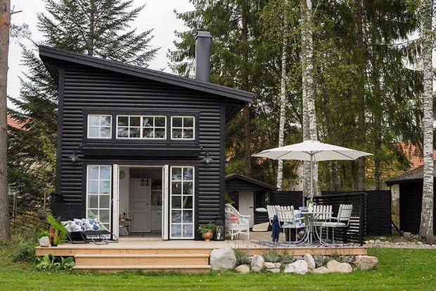 Фотография: Архитектура в стиле , Декор интерьера, Дом, Швеция, Дача, Дом и дача – фото на INMYROOM