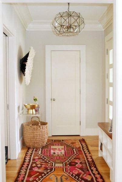 Фотография:  в стиле , Декор интерьера, ковер в интерьере – фото на INMYROOM