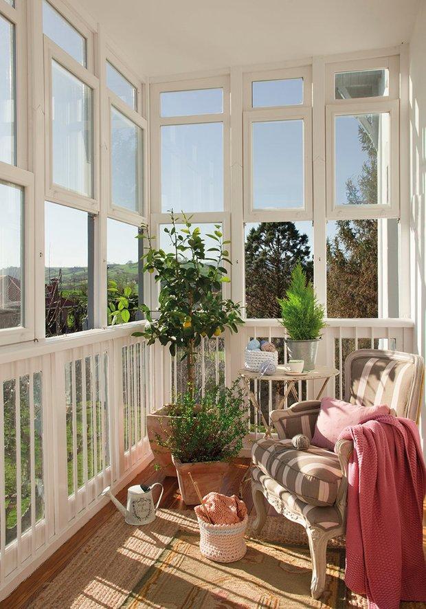 Фотография: Балкон в стиле Прованс и Кантри, Декор интерьера, Дом и дача – фото на INMYROOM