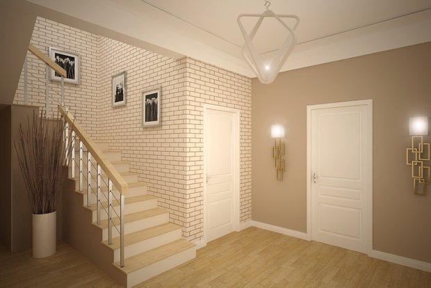 Фотография: Прихожая в стиле Скандинавский, Декор интерьера, Декор дома, Картины – фото на INMYROOM