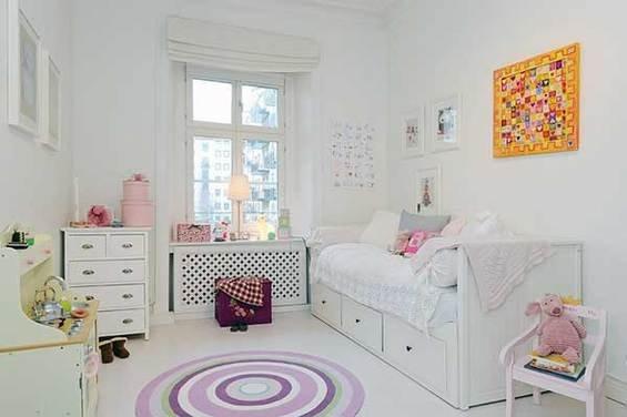 Фотография: Детская в стиле Прованс и Кантри, Квартира, Швеция, Мебель и свет, Дома и квартиры, Гетеборг – фото на INMYROOM