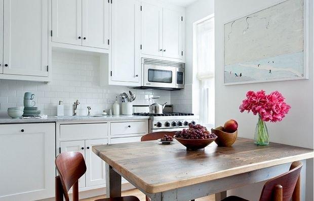 Фотография: Кухня и столовая в стиле Скандинавский, Гостиная, Спальня, Декор интерьера, Квартира, Дом – фото на INMYROOM