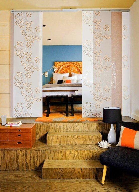 Фотография: Спальня в стиле , Декор интерьера, Дизайн интерьера, Цвет в интерьере – фото на INMYROOM