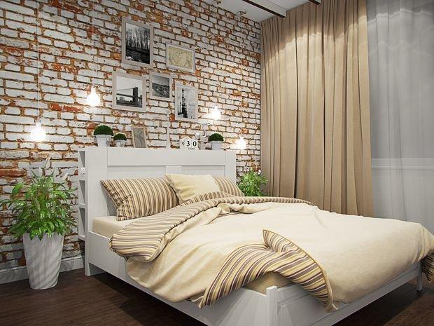 Фотография: Спальня в стиле Скандинавский, Квартира, Дом, Планировки, Советы, Перепланировка – фото на INMYROOM