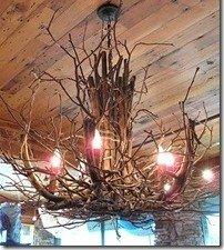 Фотография:  в стиле , Декор интерьера, DIY, Мебель и свет, Переделка, Люстра – фото на INMYROOM