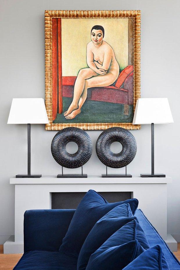 Фотография: Декор в стиле Современный, Квартира, Дома и квартиры, Интерьеры звезд – фото на INMYROOM