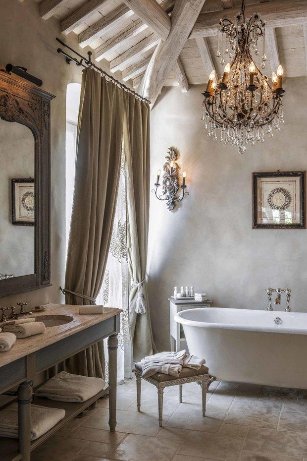 Фотография: Ванная в стиле Классический, Прованс и Кантри, Декор интерьера, Советы, Leroy Merlin – фото на INMYROOM