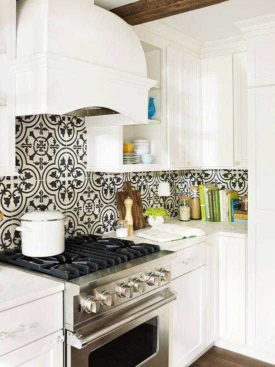 Фотография: Кухня и столовая в стиле Прованс и Кантри, Декор интерьера, Декор дома, Марокканский – фото на INMYROOM