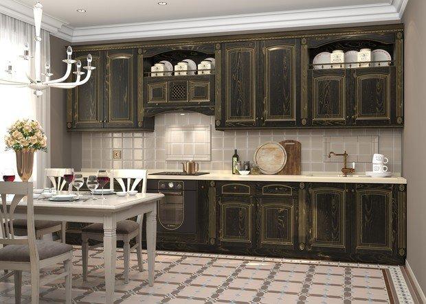 Фотография: Кухня и столовая в стиле Классический, Гид, Mr. Doors – фото на INMYROOM