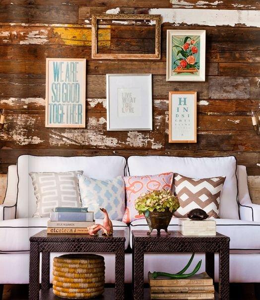 Фотография: Мебель и свет в стиле Лофт, Декор интерьера, Текстиль, Подушки – фото на INMYROOM
