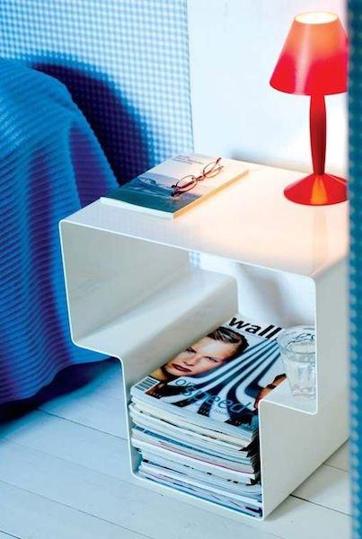 Фотография: Мебель и свет в стиле Современный, Спальня, Декор интерьера, Стол – фото на INMYROOM