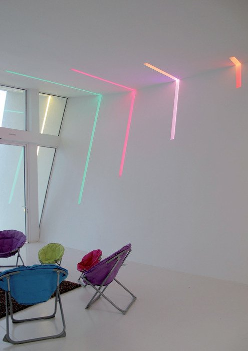 Фотография:  в стиле , Мебель и свет, Советы, Гид, освещение в квартире, современные сценарии освещения, как зонировать квартиру при помощи света, как создать современный и модный интерьер, модные сценарии освещения – фото на INMYROOM