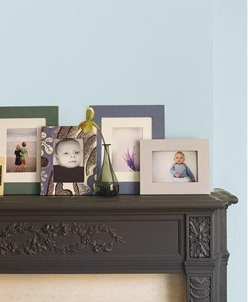 Фотография: Гостиная в стиле Классический, Современный, Декор интерьера, DIY, Дом, Декор дома, Советы, Картины, Зеркала – фото на INMYROOM
