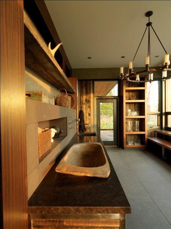 Фотография: Ванная в стиле Прованс и Кантри, Современный,  – фото на INMYROOM