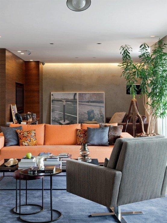 Фотография: Гостиная в стиле Лофт, Интерьер комнат, Советы – фото на INMYROOM