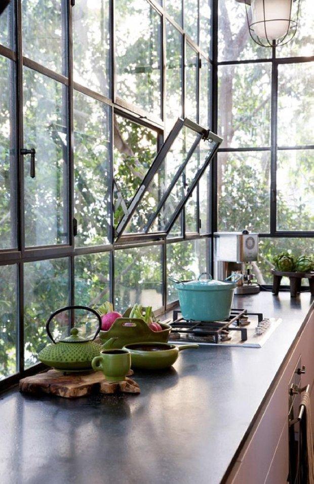 Фотография: Кухня и столовая в стиле Восточный, Советы – фото на INMYROOM