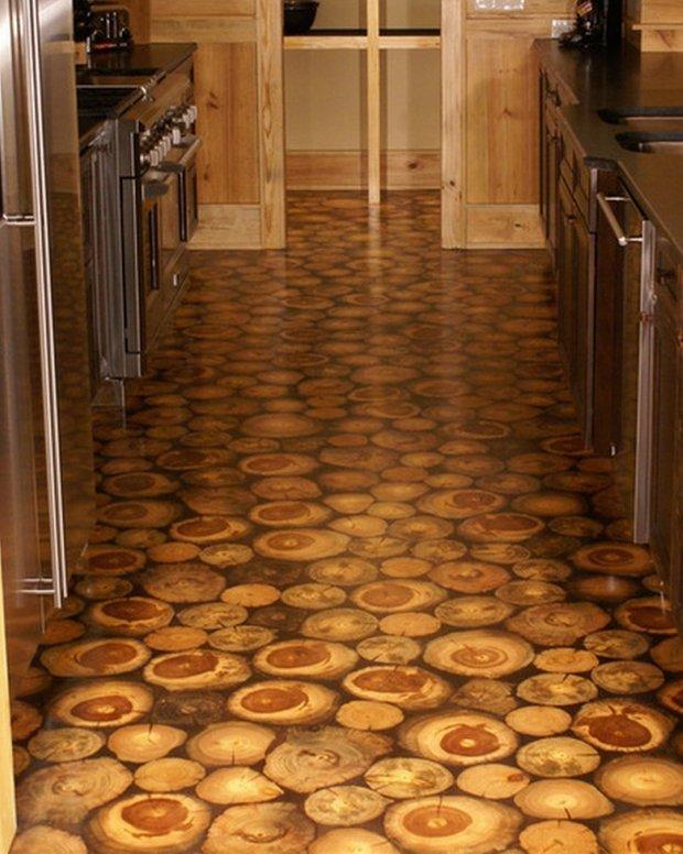 Фотография: Кухня и столовая в стиле , Декор интерьера, Декор дома, Пол – фото на INMYROOM
