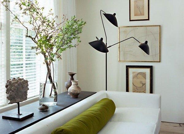 Фотография: Гостиная в стиле Скандинавский, Декор интерьера, Квартира, Декор дома, Картина – фото на INMYROOM