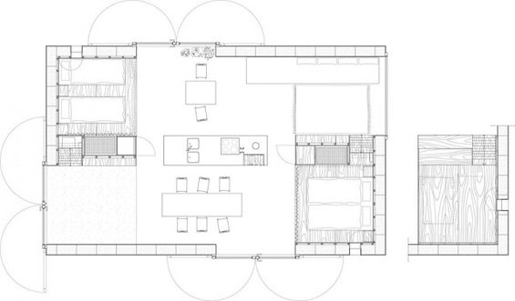 Фотография: Планировки в стиле , Скандинавский, Декор интерьера, Дом, Дома и квартиры – фото на INMYROOM