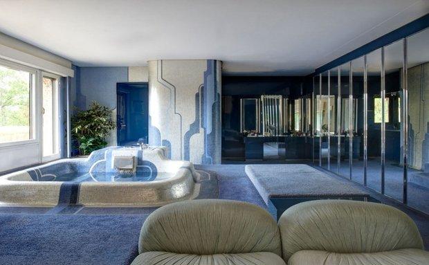 Фотография:  в стиле Современный, Дома и квартиры, Интерьеры звезд – фото на INMYROOM