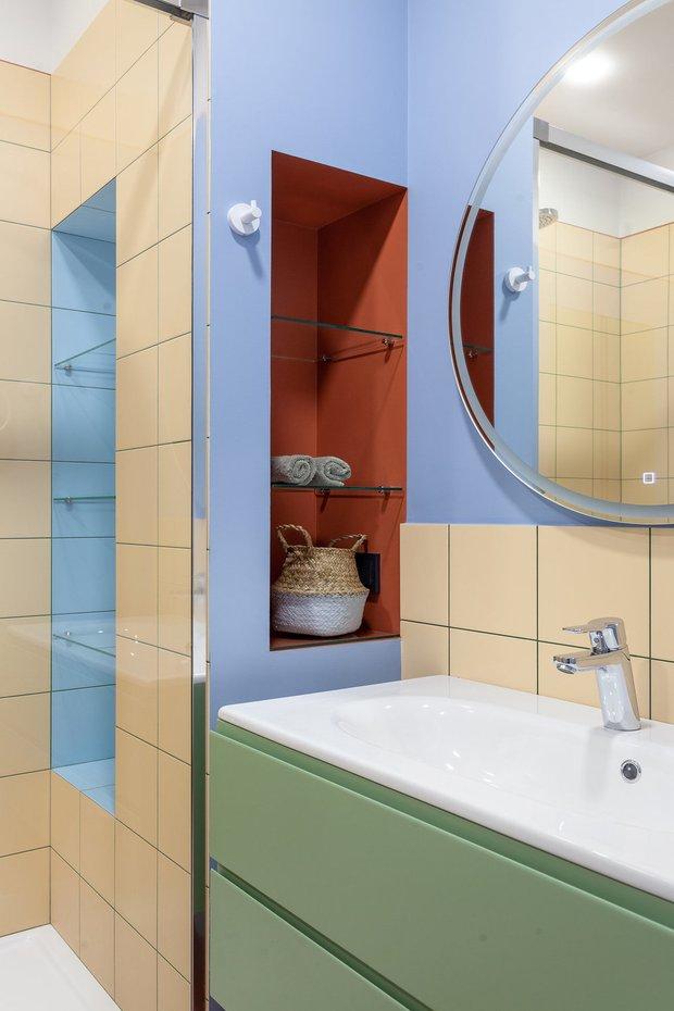 Фотография:  в стиле , Ванная, Советы, раковина, Ирина Кривцова, как выбрать раковину – фото на INMYROOM
