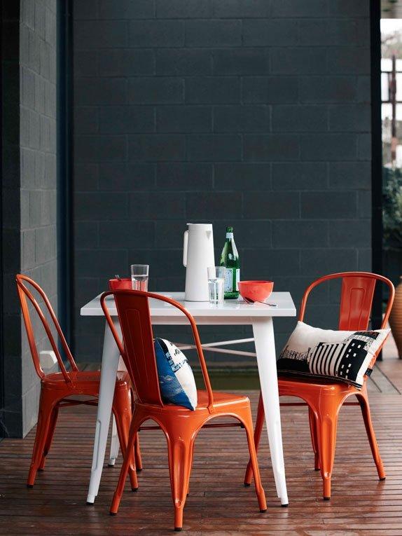 Фотография: Кухня и столовая в стиле Современный, Эклектика, Декор интерьера, Декор дома, Цвет в интерьере – фото на INMYROOM