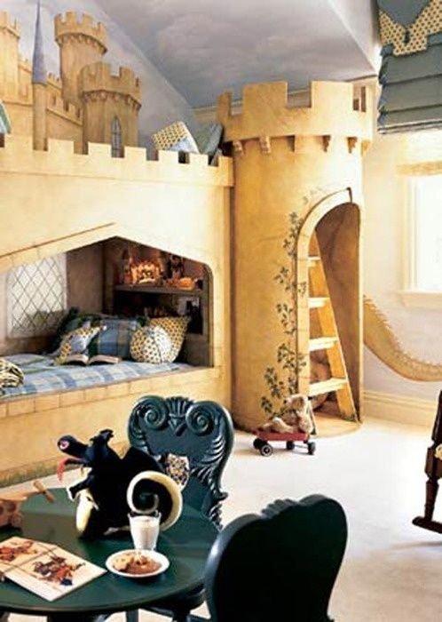 Фотография: Детская в стиле Прованс и Кантри, Классический, Современный, Интерьер комнат – фото на INMYROOM