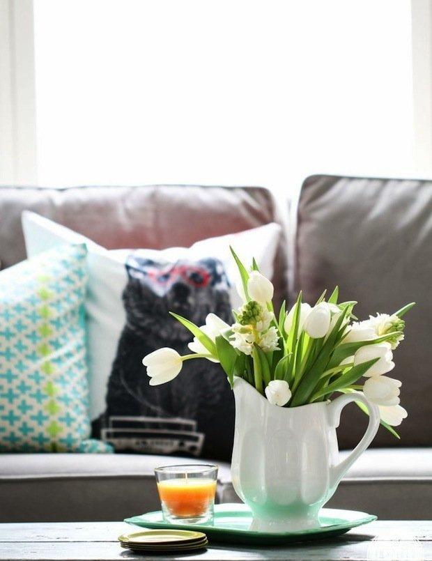 Фотография: Флористика в стиле , Декор интерьера, Декор дома, Цветы – фото на INMYROOM