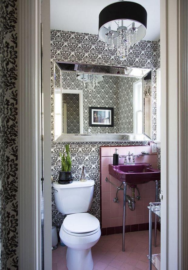 Фотография: Ванная в стиле Классический, Современный, Декор интерьера, Квартира, Дом, Декор – фото на INMYROOM