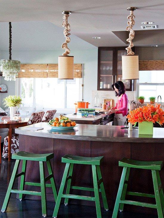 Фотография: Прочее в стиле , Кухня и столовая, Эклектика, Интерьер комнат, Советы – фото на INMYROOM