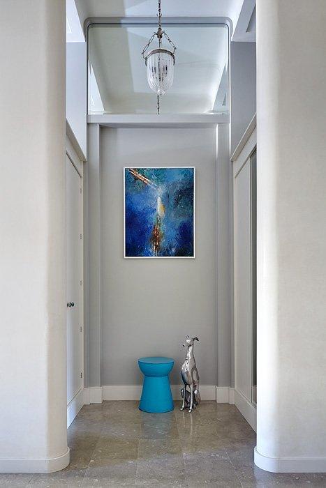 Фотография: Декор в стиле Эклектика, Квартира, Дома и квартиры, Перепланировка – фото на INMYROOM