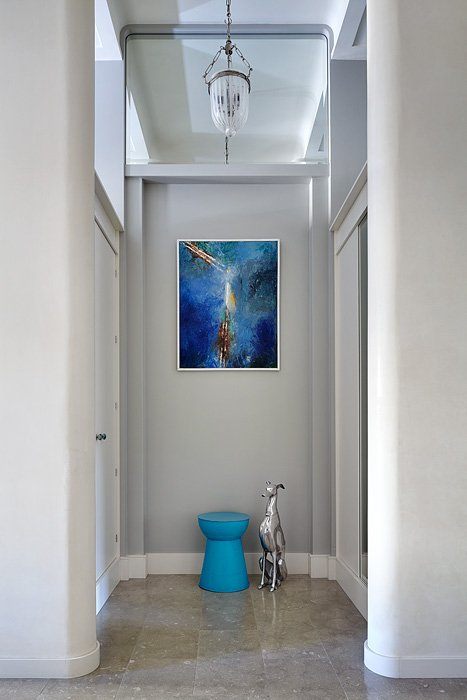 Фотография: Декор в стиле Эклектика, Квартира, Дома и квартиры, Перепланировка – фото на InMyRoom.ru