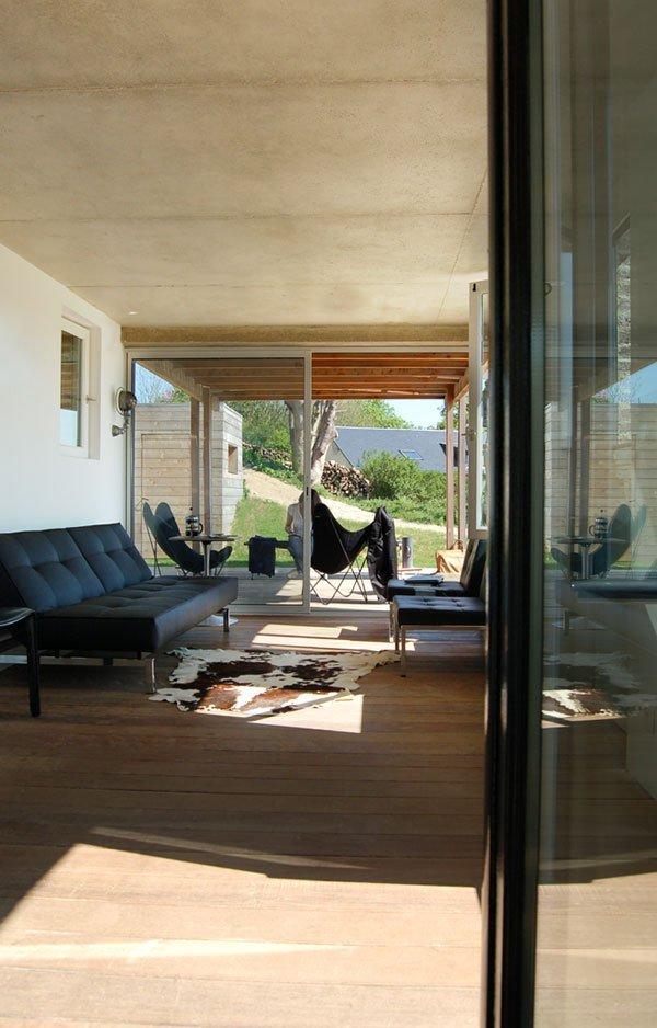 Фотография: Гостиная в стиле Современный, Дом, Дома и квартиры, Городские места, Переделка – фото на INMYROOM