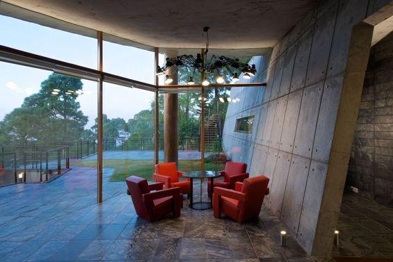 Фотография: Кабинет в стиле Лофт, Дом, Дома и квартиры – фото на INMYROOM