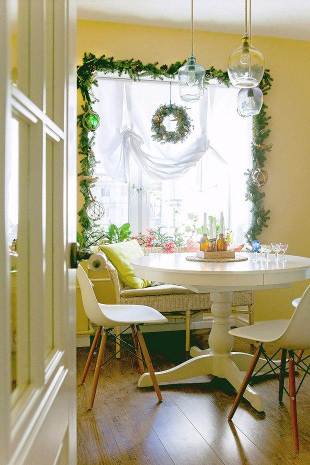 Фотография: Кухня и столовая в стиле Скандинавский, Декор интерьера, Интервью, Катя Чистова – фото на InMyRoom.ru