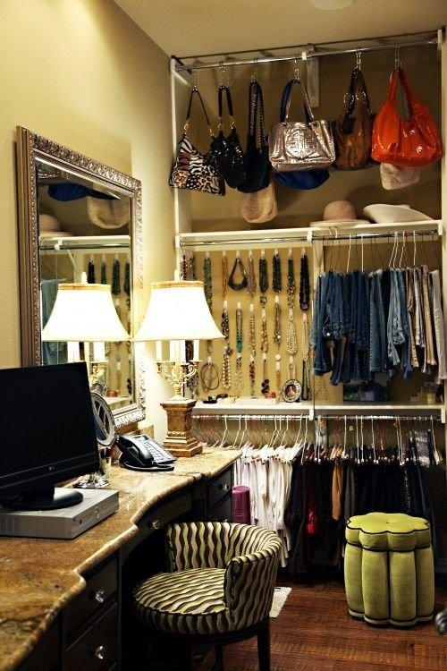 Фотография: Мебель и свет в стиле Восточный, Гардеробная, Хранение, Интерьер комнат – фото на INMYROOM