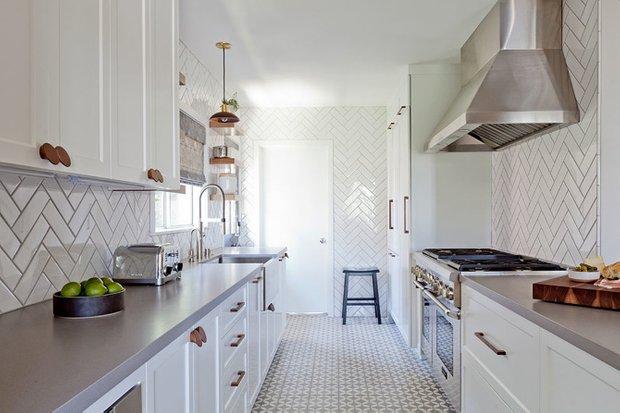 Фотография: Кухня и столовая в стиле Современный, Советы, уборка, лайфхаки – фото на INMYROOM